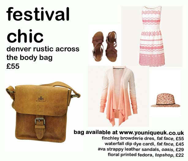 Festival Chic Lookbook